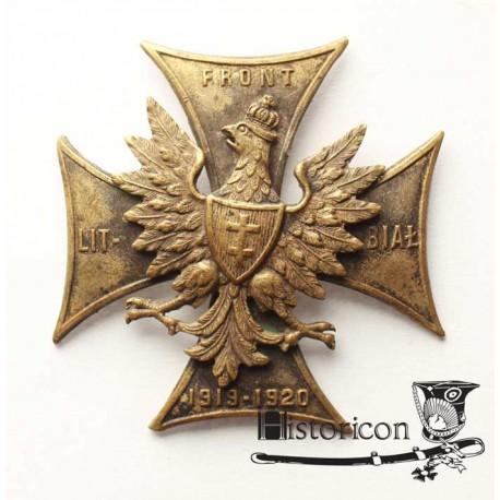 "Odznaka ""FRONT LITEWSKO-BIAŁORUSKI"""