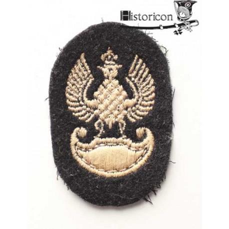 (14) Orzeł wojsk pancernych