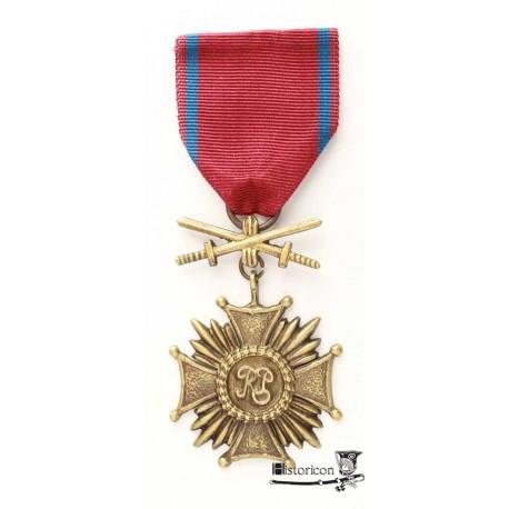 Brązowy Krzyż Zasługi z Mieczami