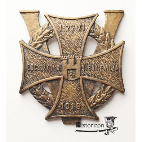 Odznaka V Odcinka Obrony Lwowa