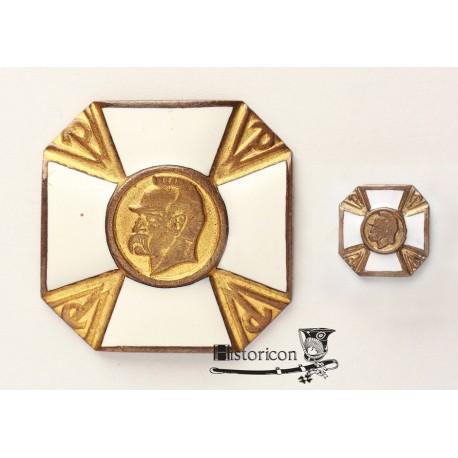 Odznaka  komendancka P.W.