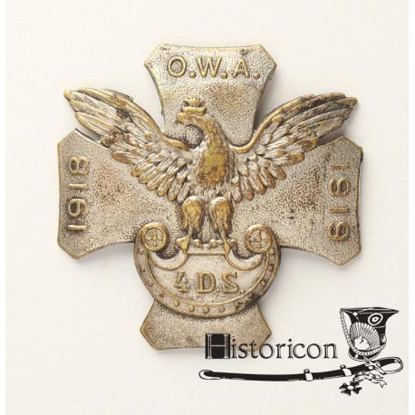 Odznaka 4 Dywizji Strzelców
