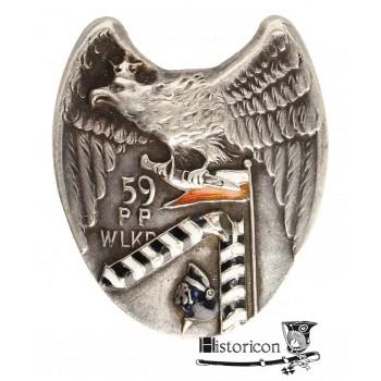 [1.7] Odznaka 59 Pułku Piechoty