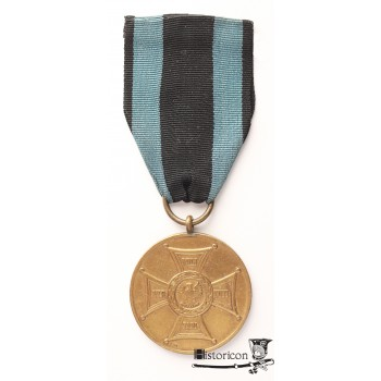 """Brązowy Medal """"ZASŁUŻONYM NA POLU CHWAŁY"""" - bicie radzieckie"""