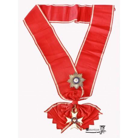 Krzyż Wielki Orderu Odrodzenia Polski z Gwiazdą