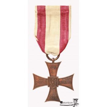 Krzyż Walecznych - rzadka odmiana