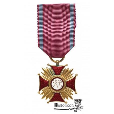 Złoty Krzyż Zasługi - rzadka wersja