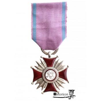 Srebrny Krzyż Zasługi - Knedler