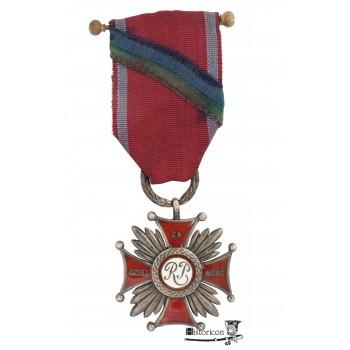 Krzyż Zasługi za Dzielność
