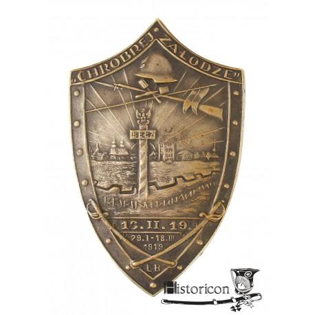 """[1.7] Odznaka """"Za Obronę Bełza"""""""