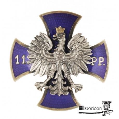 Odznaka 11 Pulku Piechoty