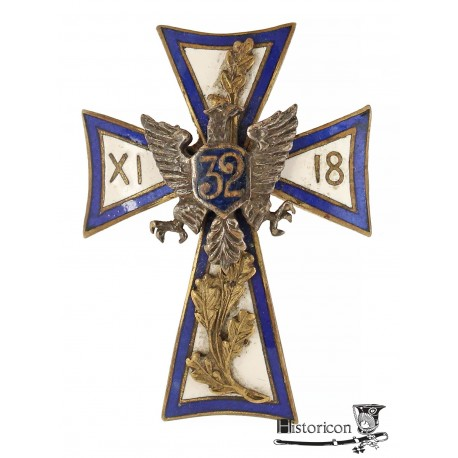 [1.7] Odznaka 32 Pułku Piechoty
