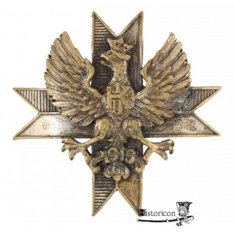 [1.7] Odznaka 1 Pułku Ułanów Krechowieckich