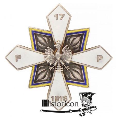[1.7] Odznaka 17 Pułku Piechoty