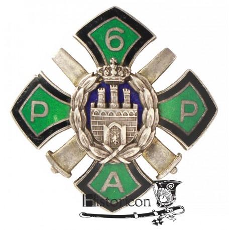 [1.7] Odznaka 6 Pułku Artylerii Polowej