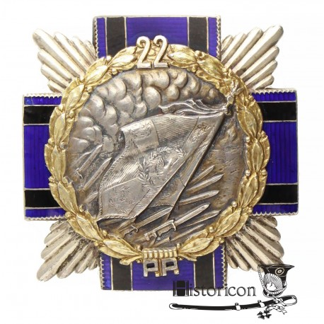 [1.7] Odznaka 22 Pułku Piechoty