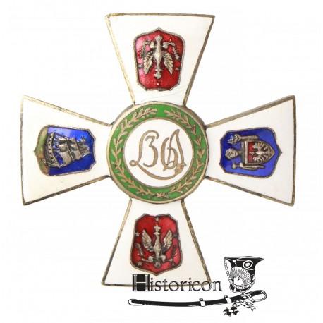 [1.7] Odznaka 36 Pułku Piechoty