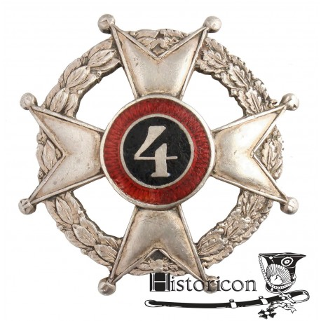 [1.7] Odznaka 4 Batalionu Saperów
