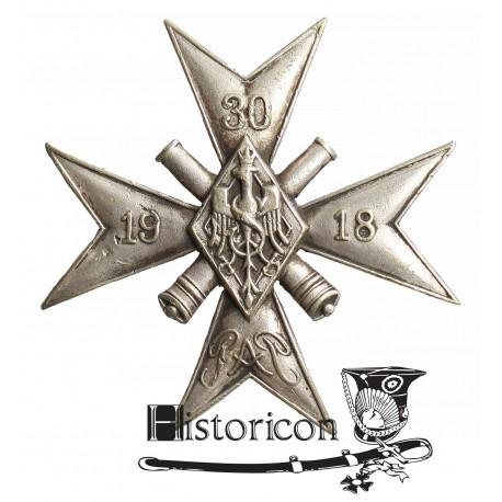 [1.7] Odznaka 30 Pułku Artylerii Polowej