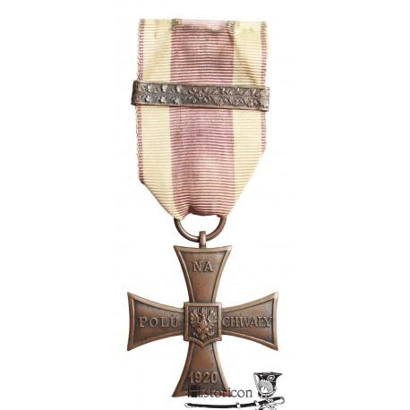 Krzyż Walecznych - Knedler