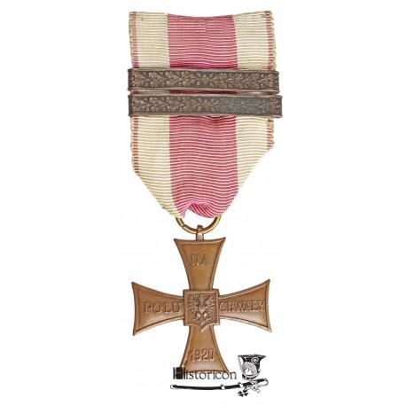 Krzyż Walecznych - Knedler, rządówka