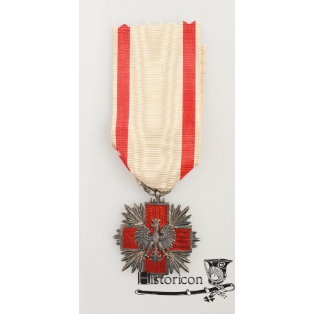 "Krzyż PCK ""Zasłudze"""