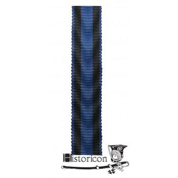 Wstążka do miniatury  Orderu Virtuti Militari PSZnZ