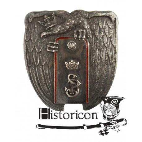 Szkoła Podchorążych Piechoty - odznaka instruktorska