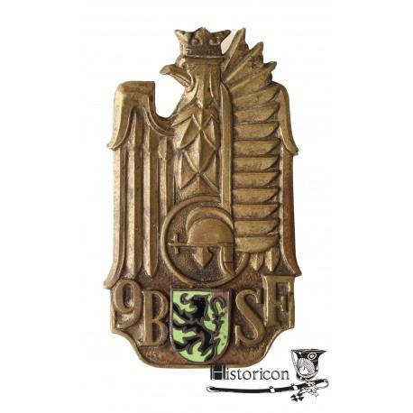 [1.7] Odznaka 9 Batalionu Strzelców Flandryjskich