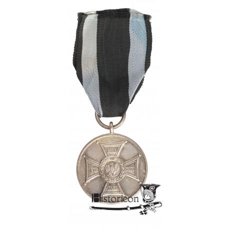 "Srebrny medal ""Zasłużonym na Polu Chwały"" - Krasnokamsk"