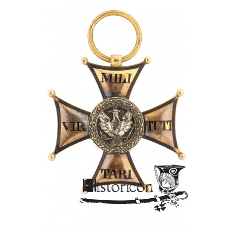 Virtuti Militari - Powstanie Listopadowe