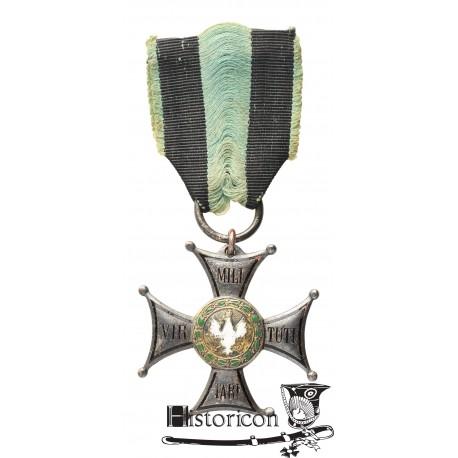 Krzyż Virtuti Militari numerowany