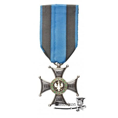Virtuti Militari - wykonanie grawerskie