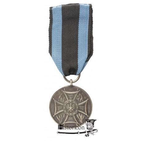"""Medal """"ZASŁUŻONYM NA POLU CHWAŁY - LENINO"""" - I wersja"""