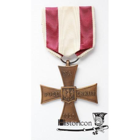 Krzyż Walecznych - Spink&Son