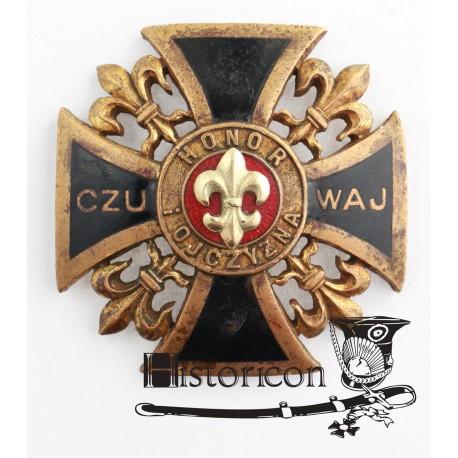 Honorowy Krzyż Harcerzy z Czasów Walk o Niepodległość