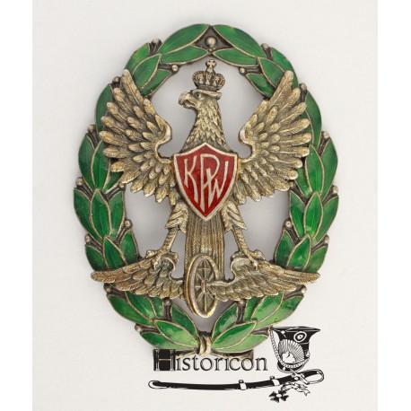 Odznaka Kolejowego Przysposobienia Wojskowego