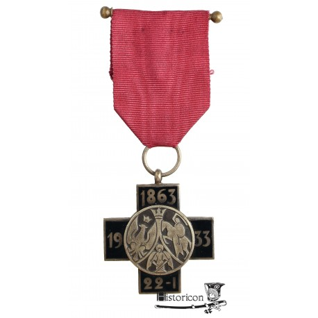 [1.7] Krzyż Weteranów Powstania Styczniowego