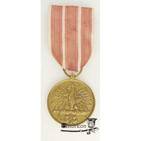 Medal Wojska - Samuel Kretschmer
