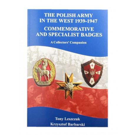 """Książka """"THE POLISH ARMY IN THE WEST 1939-1947"""""""