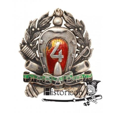 4 Pułk Artylerii Polowej