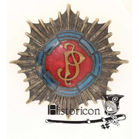 Odznaka 1 Pułku Szwoleżerów