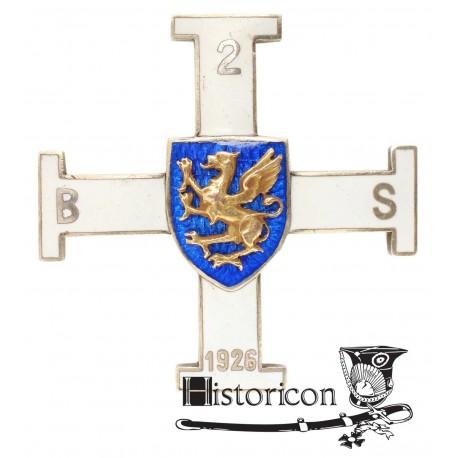 Odznaka 2 Batalionu Strzelców