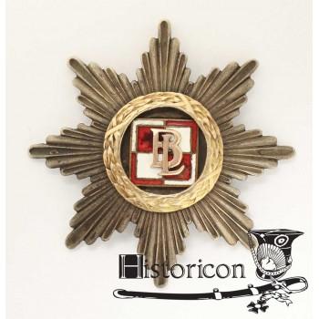 Odznaka oficerska Batalionu Lotnictwa