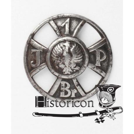 Odznaka 1 Brygady Legionów - pierwsza wersja