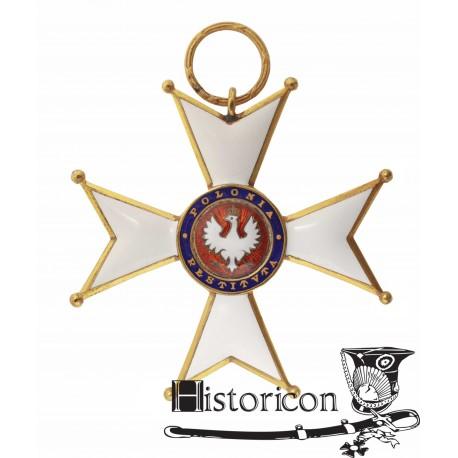 2.0 Krzyż 1 Klasy Orderu Polonia Restituta