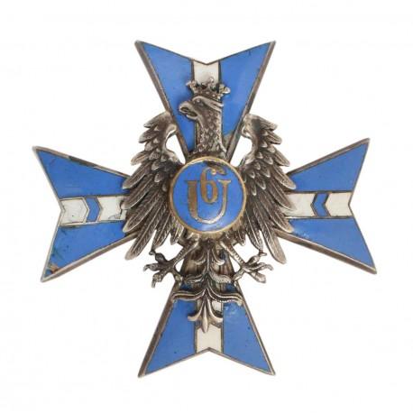 Odznaka 6 Pułku Ułanów
