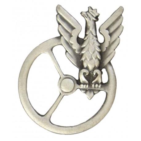 Odznaka wzorowego kierowcy