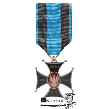 Krzyż - Cnocie Wojskowej
